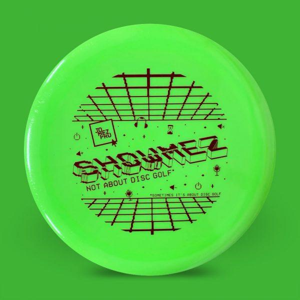 Showmez Disc Innova Star Destroyer Green