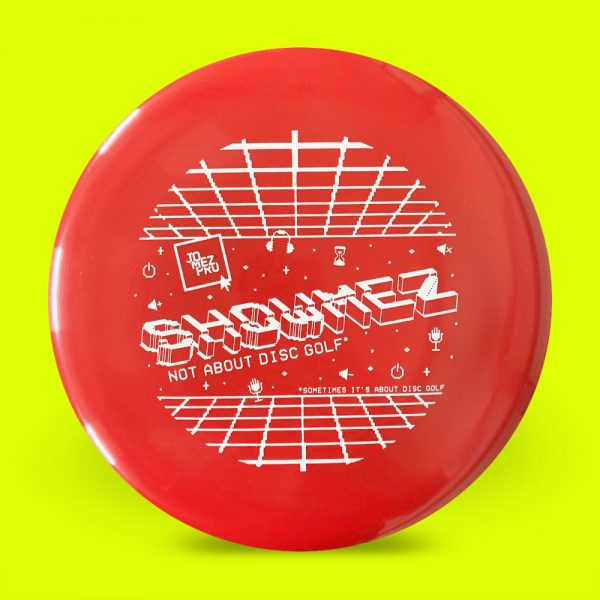 Showmez Disc Innova Star Destroyer Red