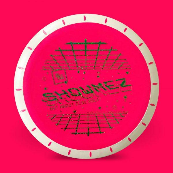 Showmez Disc Innova XT Nova Pink and White
