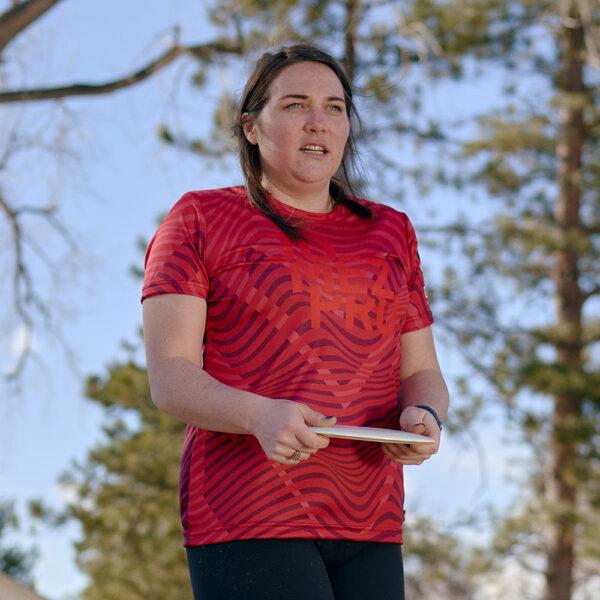 JomezPro Women's Jersey Flex Disc Golfer