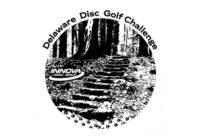 Delaware Disc Golf Challenge 2021 Logo