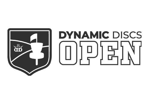 Dynamic Discs Open 2021 Logo