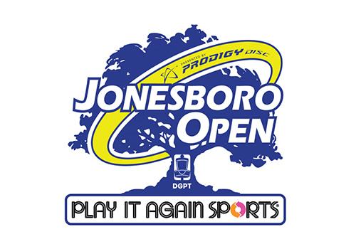 Jonesboro Open 2021 Logo