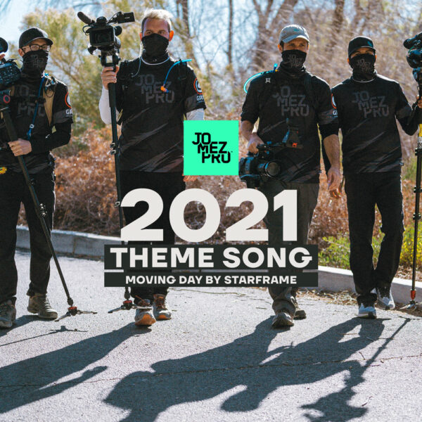 """Jomez Pro 2021 Theme Song """"Moving Day"""" Anthem Cover"""