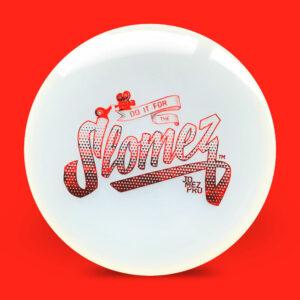 SloMez Dynamic Discs Lucid Moonshine Deputy White