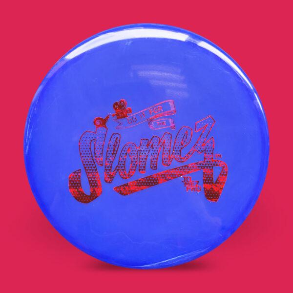 Slowmez Dynamic Discs Prime Lucid Guard Blue