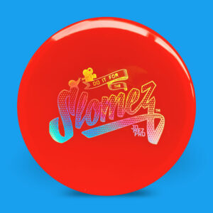 Slowmez Dynamic Discs Prime Lucid Guard Red