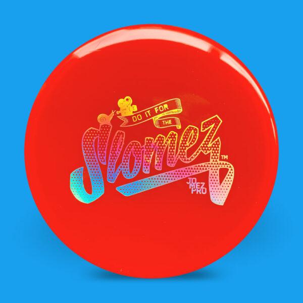 Slowmez Dynamic Discs Prime Lucid Guard Red