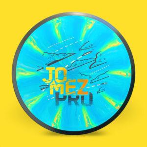 JomezPro MVP Cosmic Neutron Volt Blue