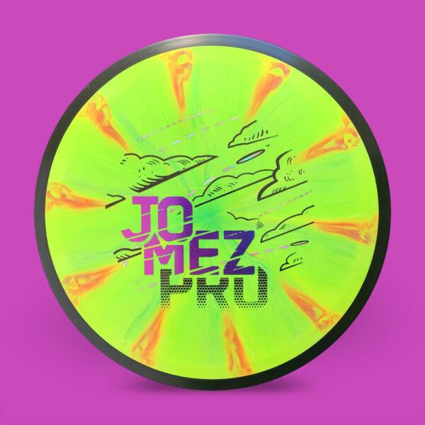 JomezPro MVP Cosmic Neutron Volt Green