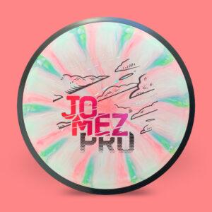 JomezPro MVP Cosmic Neutron Volt Pink