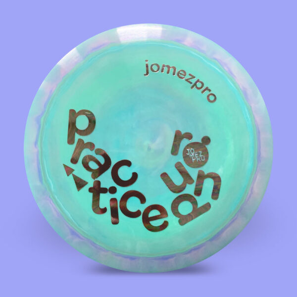 JomezPro Practice Round Discraft ESP Force Mint