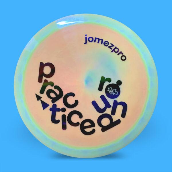 JomezPro Practice Round Discraft ESP Force Orange