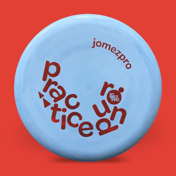 JomezPro Practice Round Gateway Wizard SS Blue