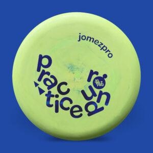 JomezPro Practice Round Gateway Wizard SS Green