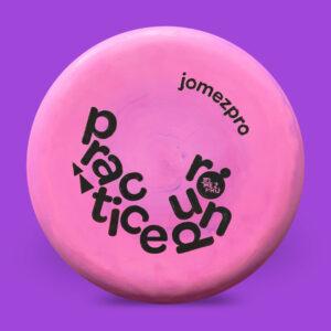 JomezPro Practice Round Gateway Wizard SS Pink