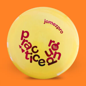 JomezPro Practice Round Innova Star Destroyer Yellow