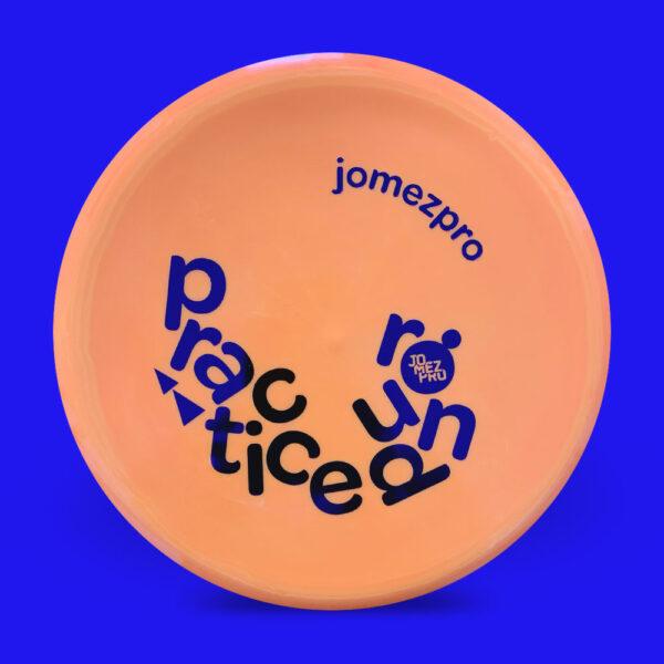 JomezPro Practice Round Innova Star Mako3 Orange