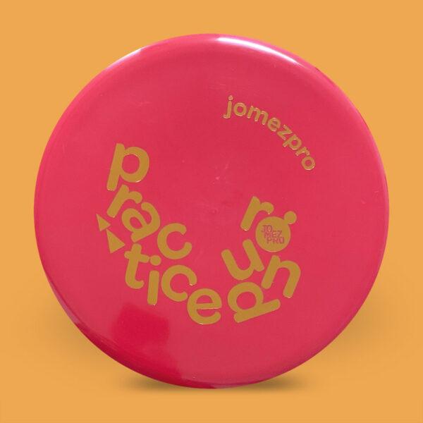 JomezPro Practice Round Innova Star Mako3 Red