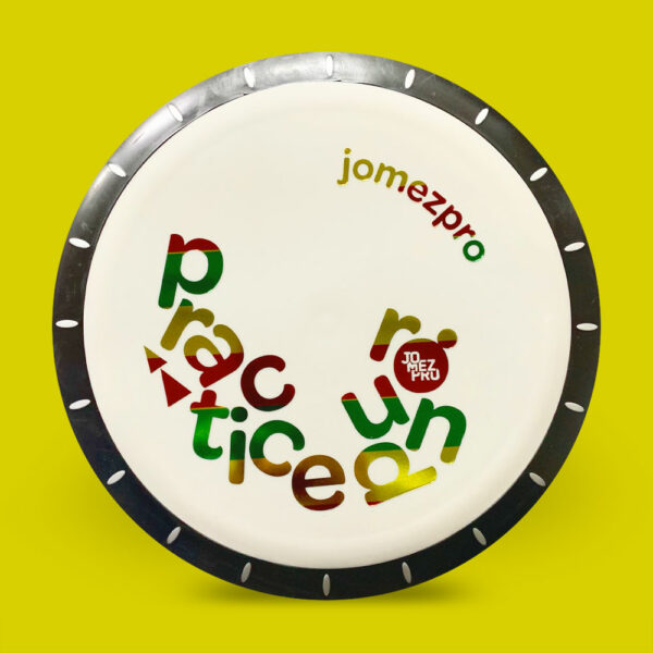 JomezPro Practice Round Innova XT Nova White