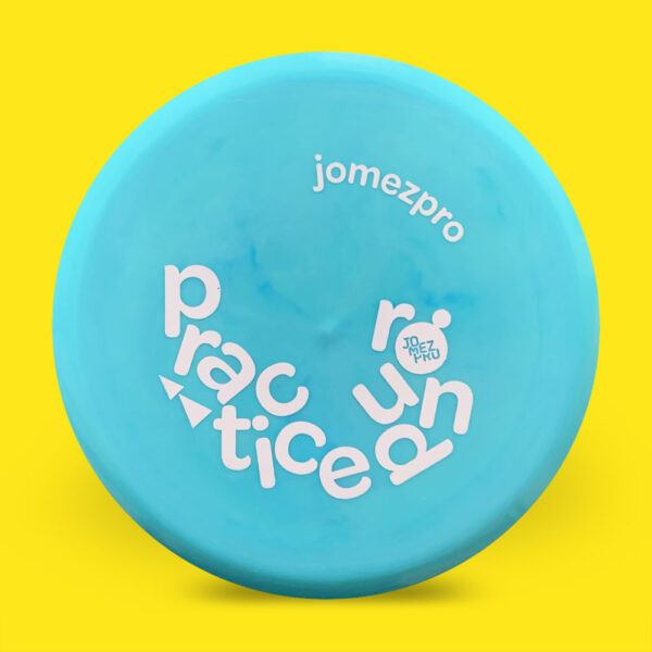 JomezPro Practice Round Innova Star Roc3 Blue