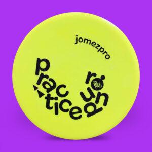 JomezPro Practice Round Innova Star Roc3 Yellow