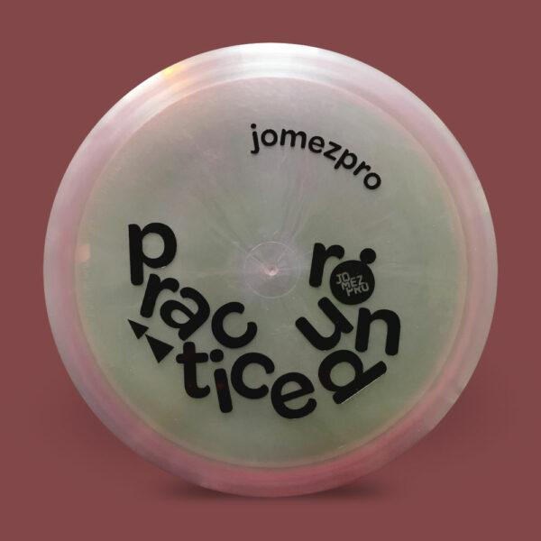 JomezPro Practice Round Innova Luster Teebird3 Pink