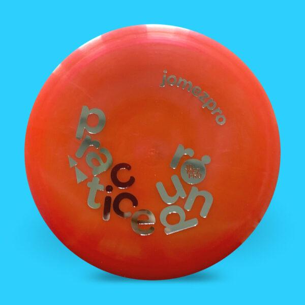 JomezPro Practice Round Innova Luster Teebird3 Red