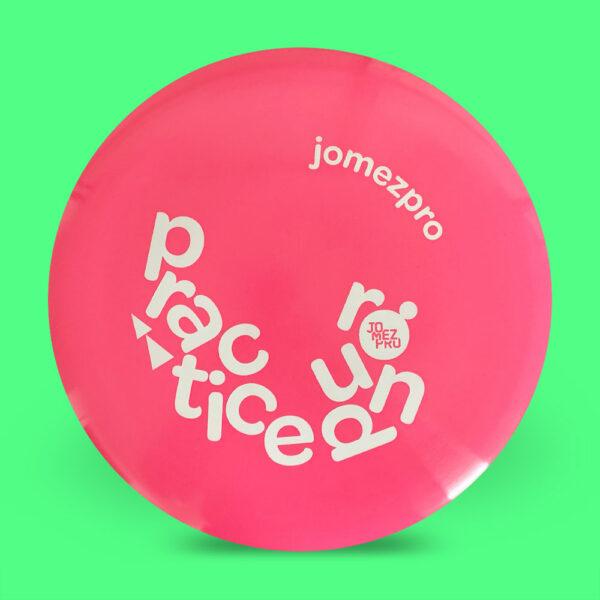 JomezPro Practice Round Innova Star Wraith Pink