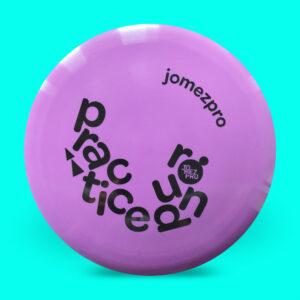 JomezPro Practice Round Innova Star Wraith Purple