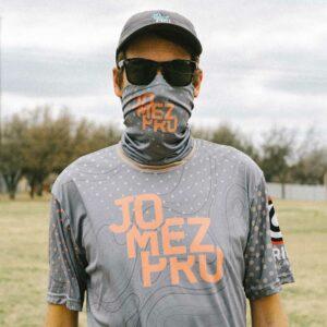 2021 Jomez Pro Tracker Face Cover Model