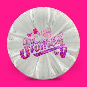 SloMez Dynamic Discs Prime Burst Warden Gray