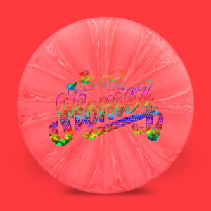 SloMez Dynamic Discs Prime Burst Warden Red