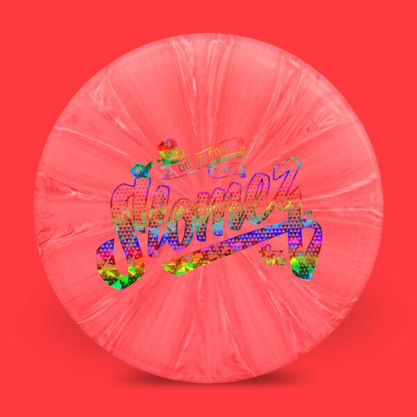 SloMez Dynamic Discs Prime Burst Warden Red