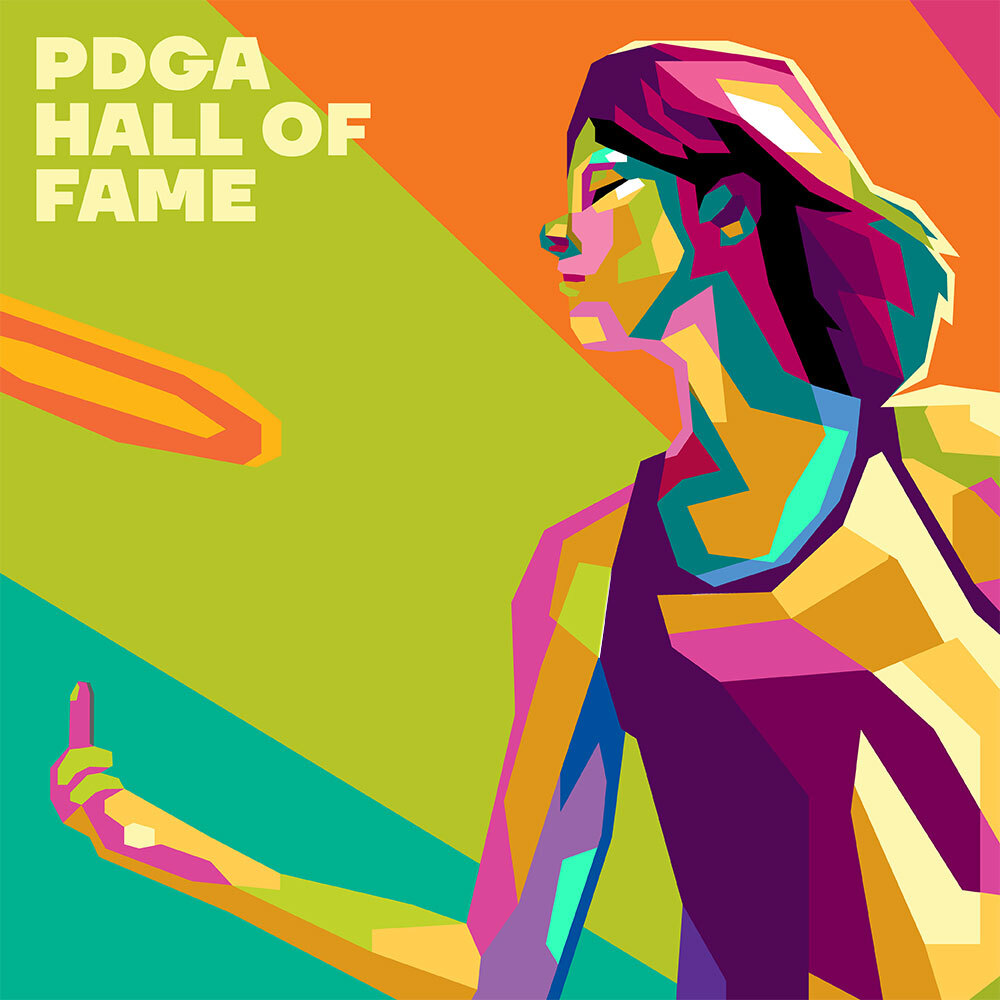 Juliana Korver PDGA Hall of Fame Interview with JomezPro