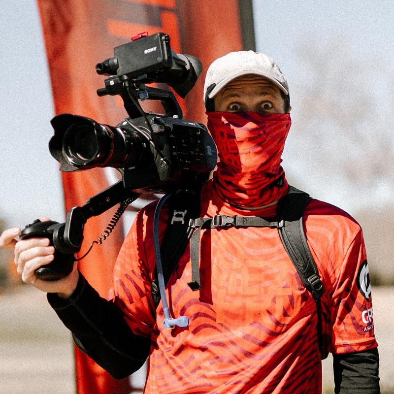 JomezPro Documentarian and Camera Operator Brian Guice