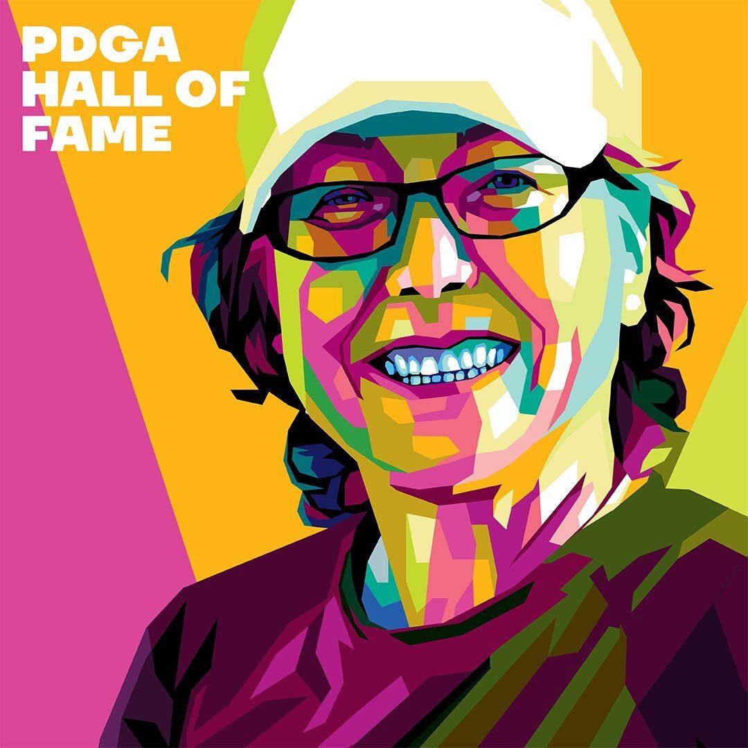 JomezPro interview with PDGA Hall of Fame Member Becky Zallek