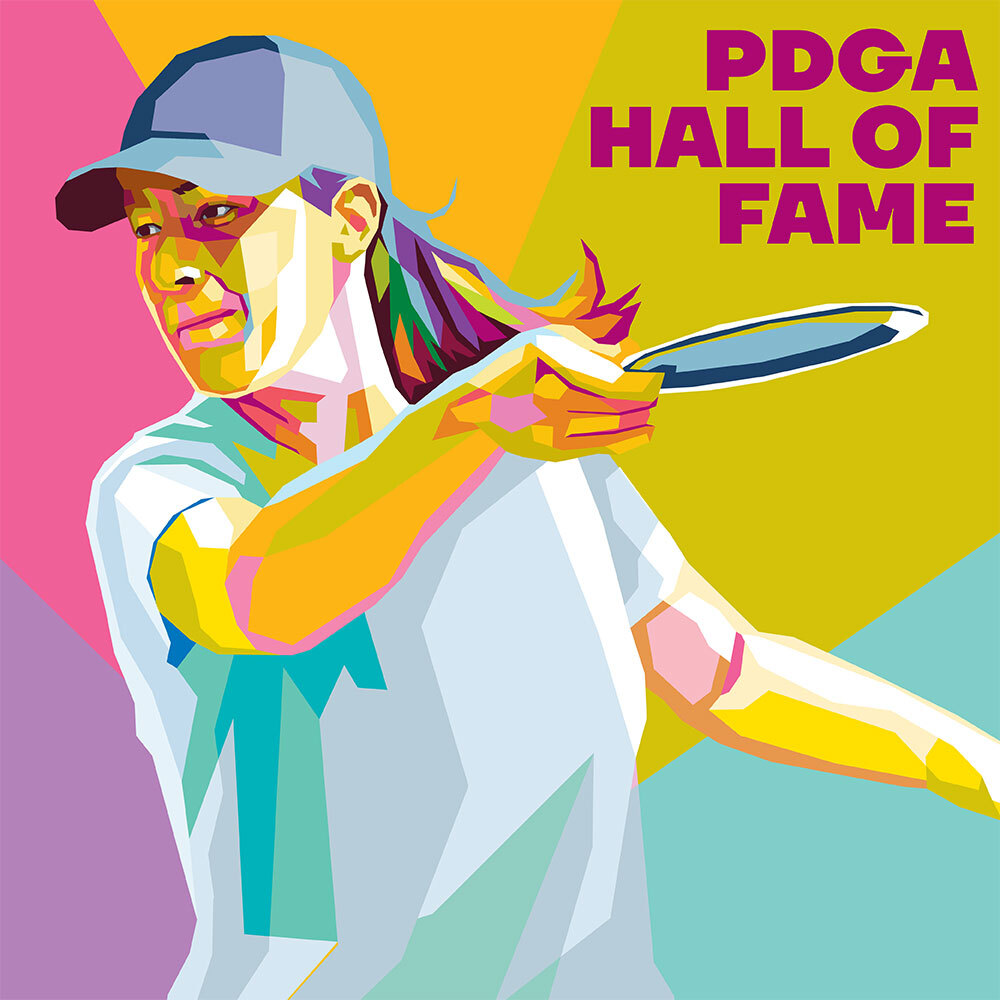 JomezPro interview with PDGA Hall of Fame Member Valarie Jenkins