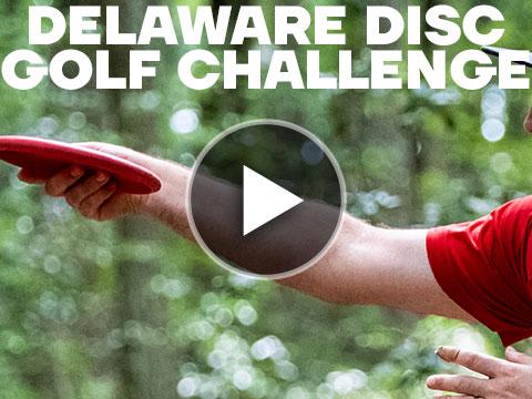 Delaware Disc Golf Challenge 2021 JomezPro Coverage